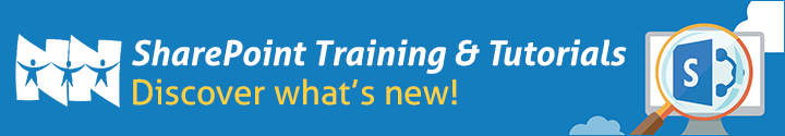 Banner: NNPS Sharepoint Training